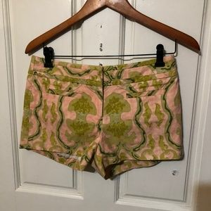 "J. Crew 3"" Short in Antique Paisley"
